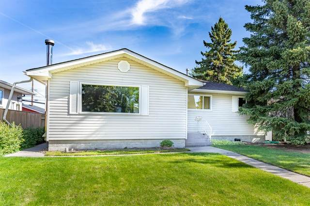 9435 Almond Crescent SE, Calgary, AB T2J 1B7 (#A1115326) :: Calgary Homefinders