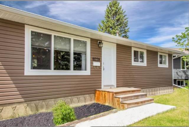 11228 92B Street, Grande Prairie, AB T8V 3E6 (#A1115364) :: Team Shillington   eXp Realty