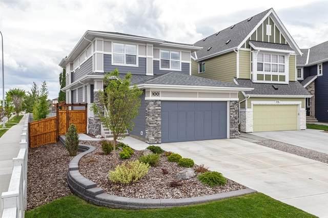 100 Tuscany Ridge Manor NW, Calgary, AB T3L 0E4 (#A1115365) :: Calgary Homefinders