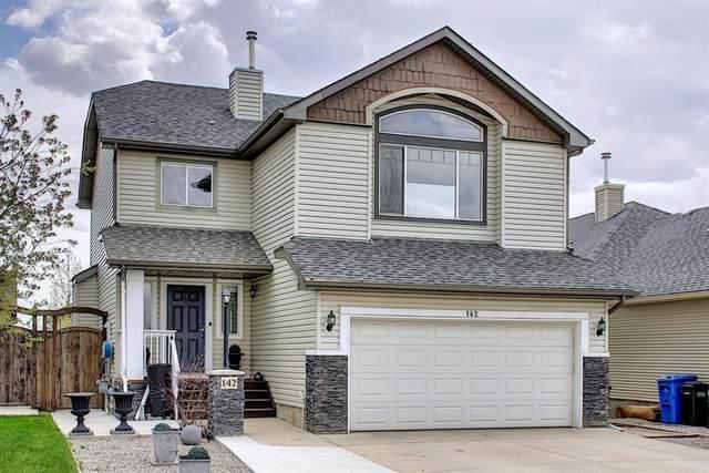 142 Cimarron Park Circle, Okotoks, AB T1S 2L6 (#A1115395) :: Calgary Homefinders
