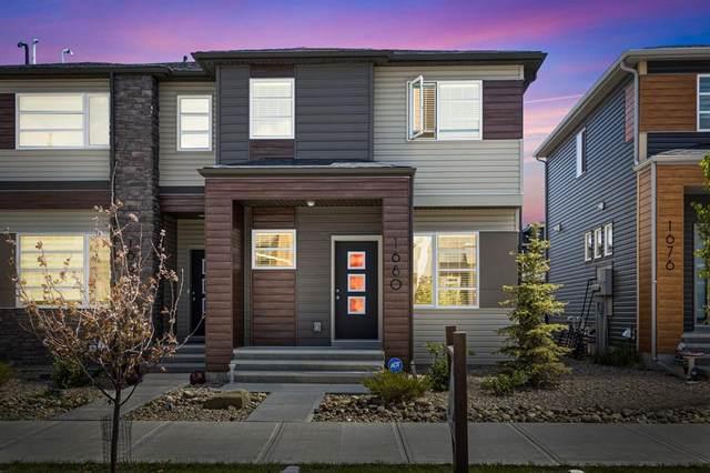 1680 Cornerstone Boulevard NE, Calgary, AB T3N 1H3 (#A1115414) :: Calgary Homefinders