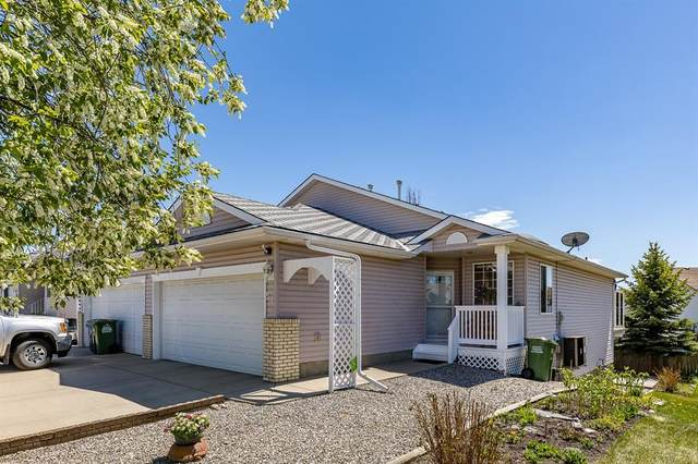 51 West Terrace Road, Cochrane, AB T4C 1S6 (#A1115433) :: Calgary Homefinders