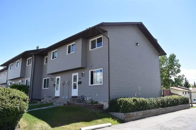 6020 Temple Drive NE #56, Calgary, AB T1Y 5K6 (#A1115442) :: Calgary Homefinders
