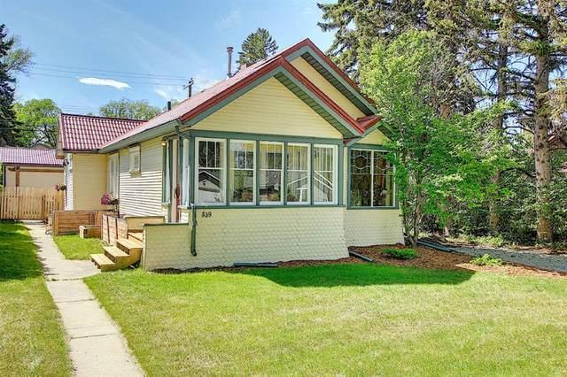 539 7 Street SW, High River, AB T1V 1B7 (#A1115473) :: Calgary Homefinders