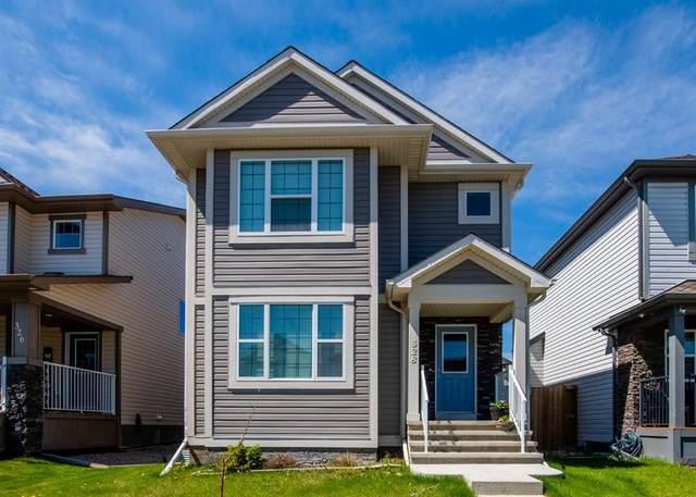 328 Cimarron Vista Way, Okotoks, AB T1S 0J6 (#A1115483) :: Calgary Homefinders