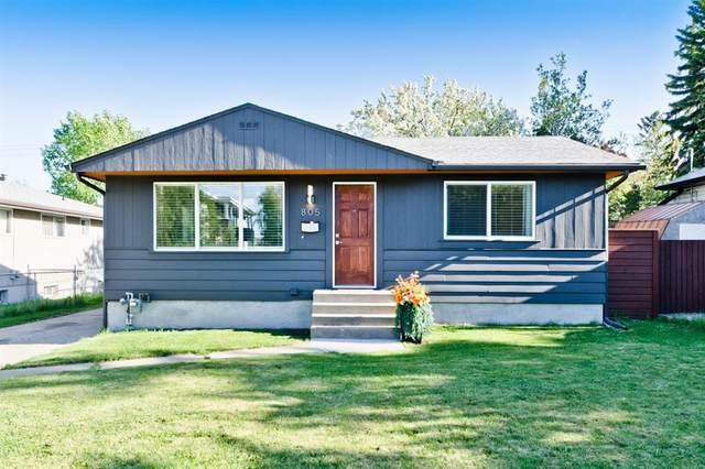 805 67 Avenue SW, Calgary, AB T2V 0M6 (#A1115484) :: Calgary Homefinders