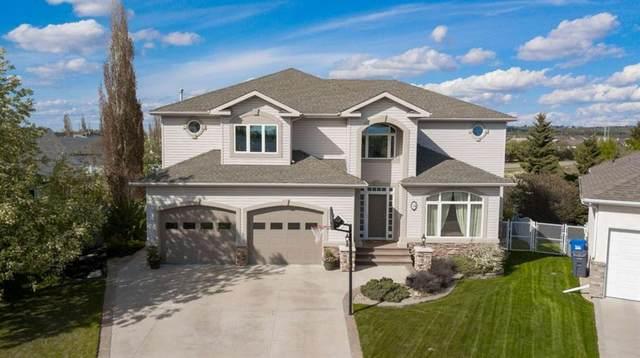 34 Dawe Close, Red Deer, AB T4R 2X8 (#A1115486) :: Western Elite Real Estate Group