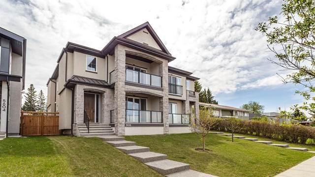 5606 37 Street SW, Calgary, AB T3E 5M6 (#A1115500) :: Calgary Homefinders