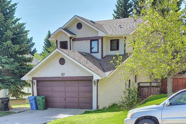 27 Sanderling Hill NW, Calgary, AB T3K 3B8 (#A1115509) :: Western Elite Real Estate Group