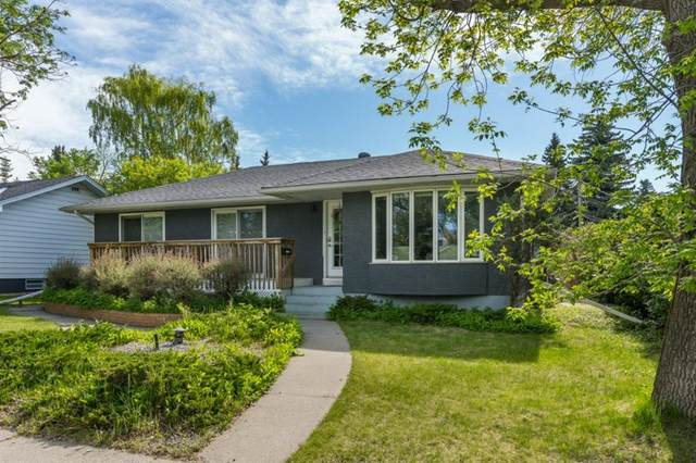 3808 19 Street NW, Calgary, AB T2L 2B5 (#A1115523) :: Calgary Homefinders