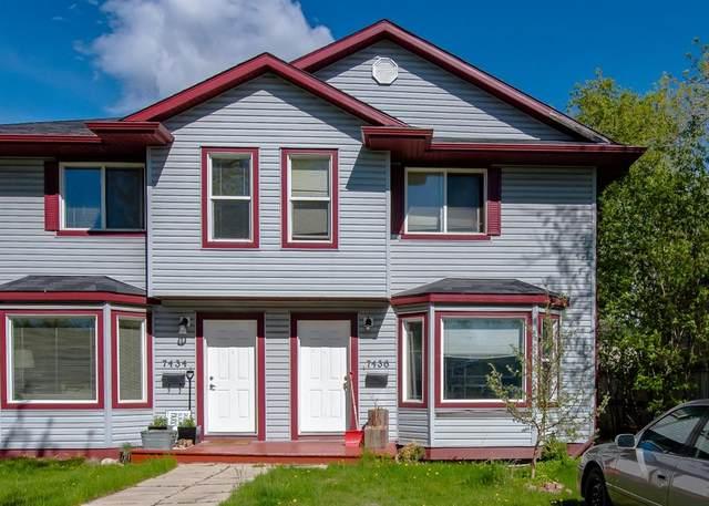 7436 20 Street SE, Calgary, AB T2C 0P8 (#A1115538) :: Calgary Homefinders