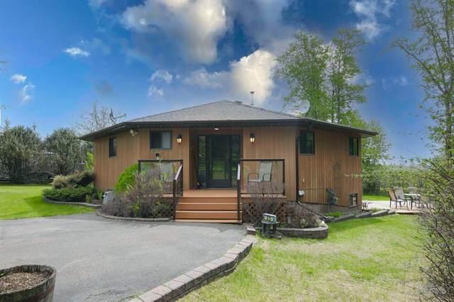 35 Lakeview Drive, Rural Ponoka County, AB T0C 2J0 (#A1115571) :: Calgary Homefinders