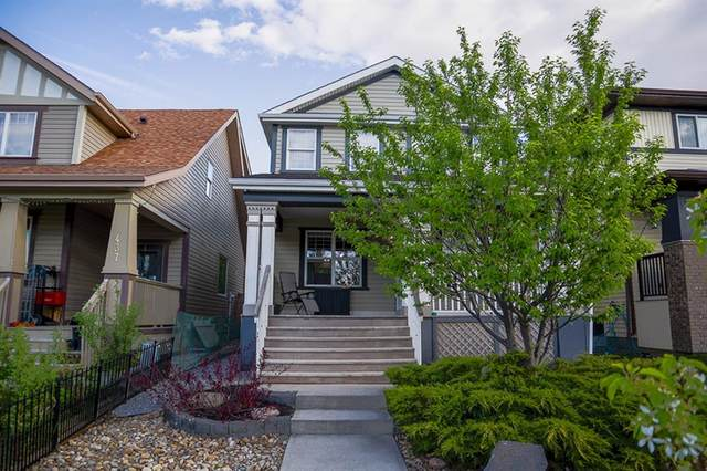 441 Sagewood Drive SW, Airdrie, AB T4B 3N3 (#A1115580) :: Calgary Homefinders
