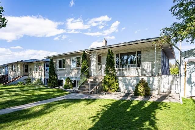531 21 Street N, Lethbridge, AB T1H 3R2 (#A1115583) :: Calgary Homefinders