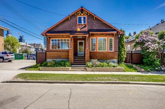 1216 15 Street SW, Calgary, AB T3B 1G1 (#A1115595) :: Calgary Homefinders