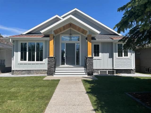 3012 Hampton Crescent SW, Calgary, AB T3E 4R2 (#A1115601) :: Calgary Homefinders
