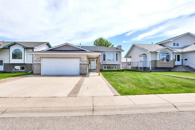 120 Shannon Crescent SE, Medicine Hat, AB T1B 4G3 (#A1115609) :: Calgary Homefinders