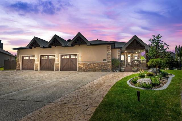 107 Lang Place, Okotoks, AB T1S 1W8 (#A1115630) :: Calgary Homefinders
