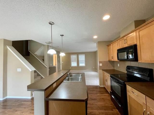 32 Country Village Lane NE, Calgary, AB  (#A1115635) :: Calgary Homefinders