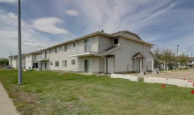 11018 106 Avenue A102, Grande Prairie, AB T8V 7T3 (#A1115638) :: Greater Calgary Real Estate