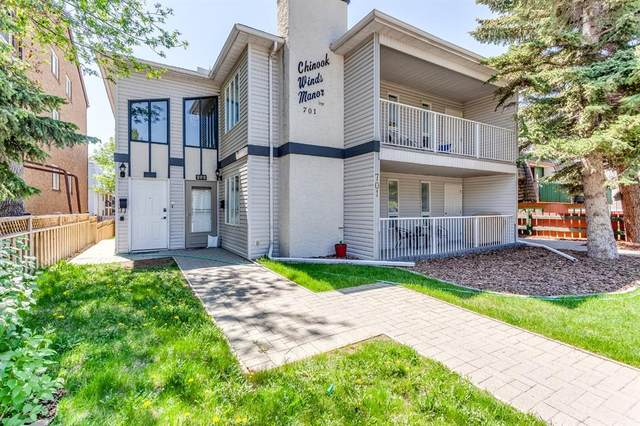 701 56 Avenue SW #201, Calgary, AB T2V 0G9 (#A1115655) :: Western Elite Real Estate Group