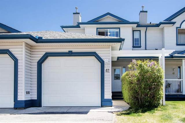 33 Stonegate Drive NW #41, Airdrie, AB T4B 2V6 (#A1115674) :: Calgary Homefinders