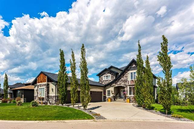 436 Montclair Place, Rural Rocky View County, AB T4C 0A8 (#A1115693) :: Calgary Homefinders