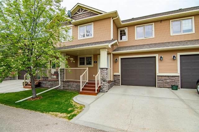 4603 Ryders Ridge Boulevard #27, Sylvan Lake, AB T4S 0G6 (#A1115697) :: Calgary Homefinders