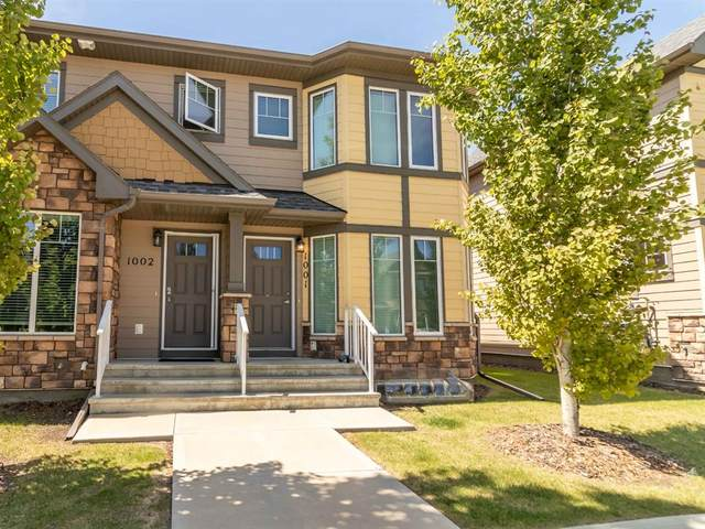 30 Carleton Avenue #1001, Red Deer, AB T4P 0M8 (#A1115722) :: Calgary Homefinders
