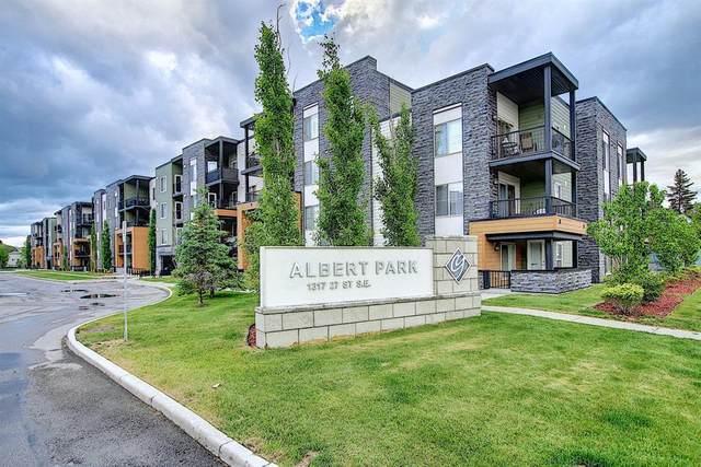 1317 27 Street SE #1214, Calgary, AB T2A 4Y5 (#A1115735) :: Calgary Homefinders