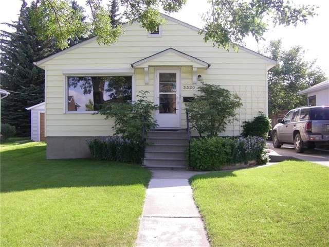 3320 1 Street NW, Calgary, AB T2K 0W4 (#A1115738) :: Calgary Homefinders