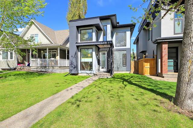 116 34A Street NW, Calgary, AB T2N 2Y3 (#A1115755) :: Greater Calgary Real Estate