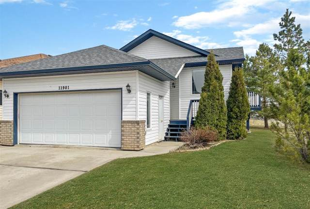11901 105 Street, Grande Prairie, AB T8V 7L8 (#A1115770) :: Calgary Homefinders