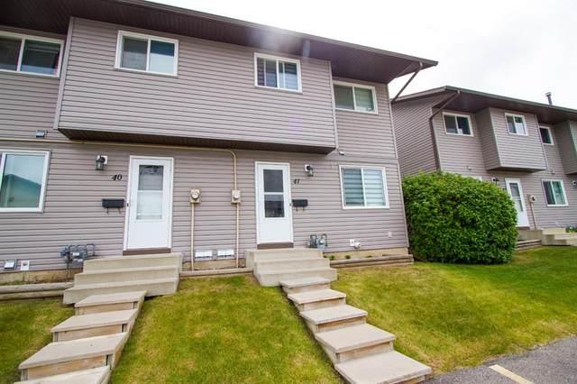 6020 Temple Drive NE #41, Calgary, AB T1Y 4R5 (#A1115772) :: Calgary Homefinders
