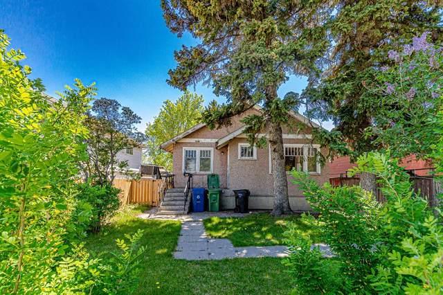 4501 23 Avenue SE, Calgary, AB T2B 0B8 (#A1115810) :: Calgary Homefinders
