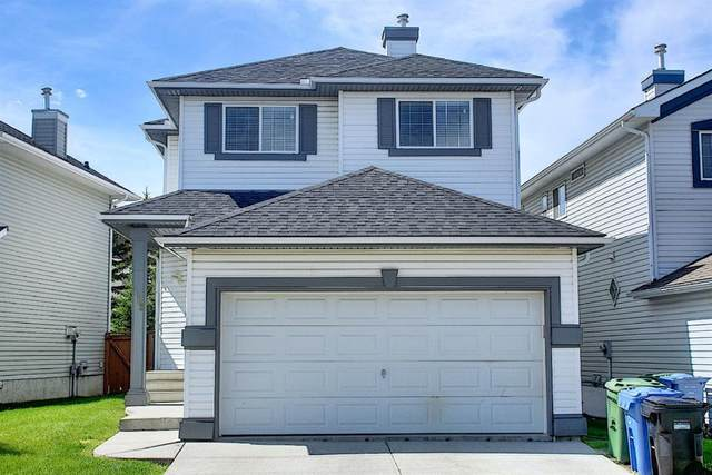 113 Rocky Ridge Point NW, Calgary, AB T3G 4R5 (#A1115818) :: Calgary Homefinders