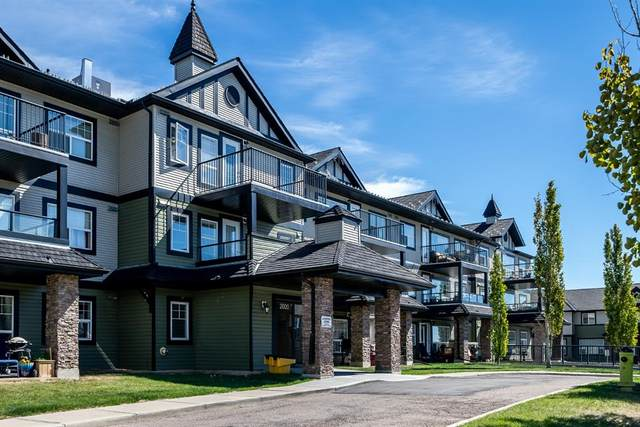 140 Sagewood Boulevard SW #2311, Airdrie, AB T4B 0J1 (#A1115845) :: Calgary Homefinders