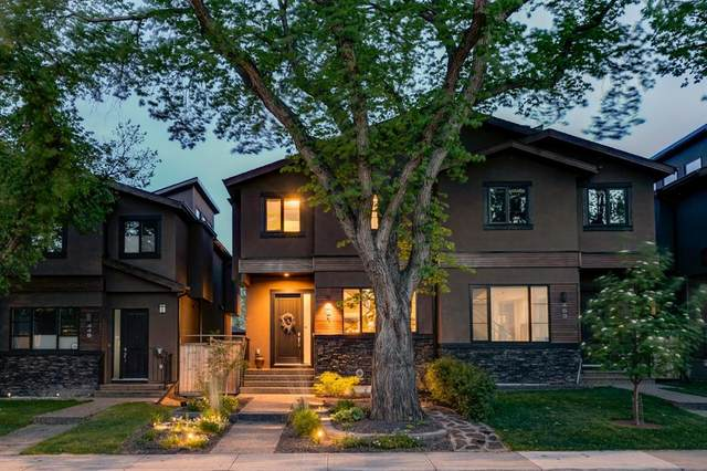 451 28 Avenue NW, Calgary, AB T2M 4K7 (#A1115859) :: Calgary Homefinders