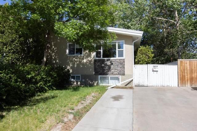 1819 18 Street N, Lethbridge, AB T1H 4A8 (#A1115866) :: Calgary Homefinders