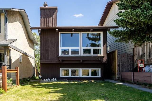 86 Beaconsfield Crescent NW, Calgary, AB T3K 1W7 (#A1115869) :: Calgary Homefinders