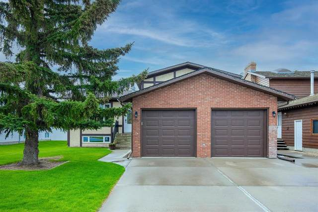 5701 39 Avenue, Camrose, AB T4V 3Z5 (#A1115871) :: Greater Calgary Real Estate