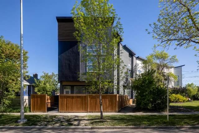 446 15 Avenue NE, Calgary, AB T3B 4V8 (#A1115876) :: Calgary Homefinders