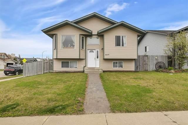 4669 Westbrooke Road, Blackfalds, AB T0M 0J0 (#A1115878) :: Calgary Homefinders