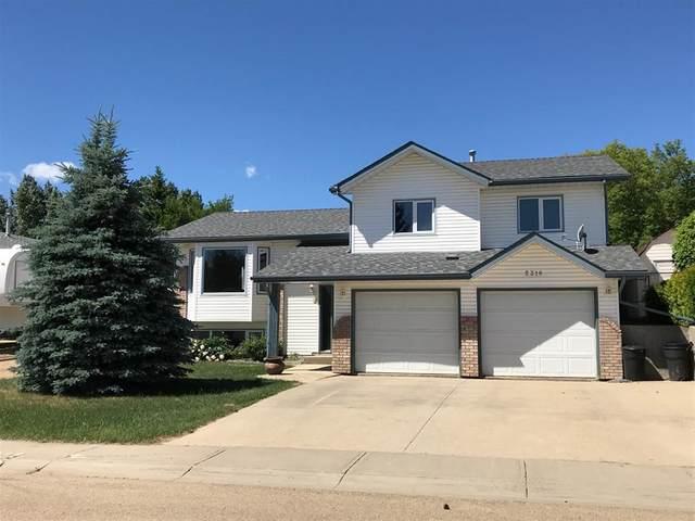 5318 60 Street, Camrose, AB T4V 4L2 (#A1115888) :: Calgary Homefinders