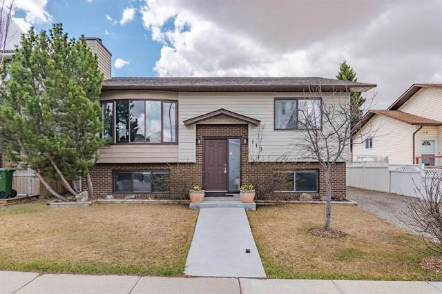 113 Big Springs Hill SE, Airdrie, AB T4A 1K5 (#A1115912) :: Calgary Homefinders