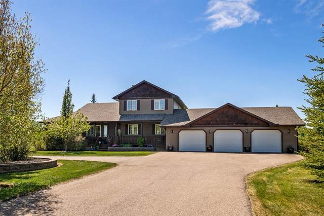 263103 Butte Hills Way, Rural Rocky View County, AB T0M 0E0 (#A1115923) :: Calgary Homefinders