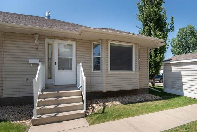 10 Harrison Road #4, Sylvan Lake, AB T4S 1X1 (#A1115925) :: Calgary Homefinders