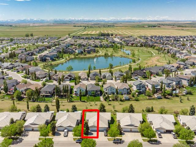 601 Riverside Drive NW, High River, AB T1V 1S8 (#A1115935) :: Calgary Homefinders