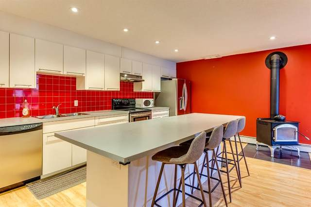 1059 5 Avenue NW #101, Calgary, AB T2N 4S8 (#A1115946) :: Western Elite Real Estate Group
