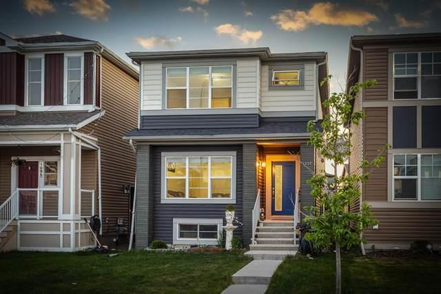 1099 Cornerstone Street NE, Calgary, AB T3N 1G5 (#A1115962) :: Calgary Homefinders
